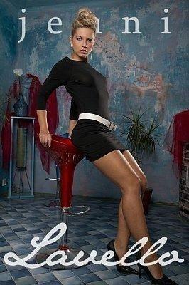 Jenni - `Lavello-1` - by Glamshots for JENNISSECRETS