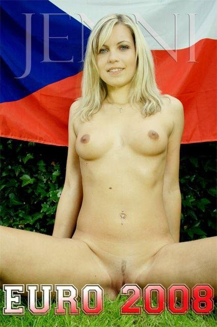 Jenni - `EURO 2008` - by George for JENNISSECRETS