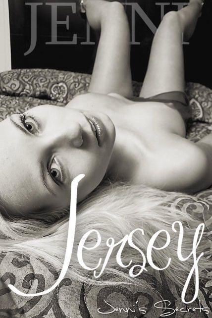 Jenni - `Jersey-3` - by Walter Adams for JENNISSECRETS