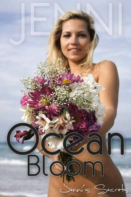 Jenni - `Ocean Bloom video` - by Walter Adams for JENNISSECRETS