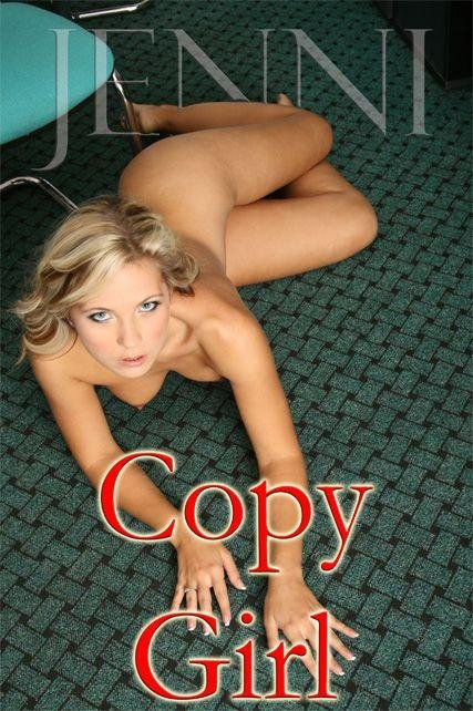 Jenni - `Copy Girl` - by George for JENNISSECRETS