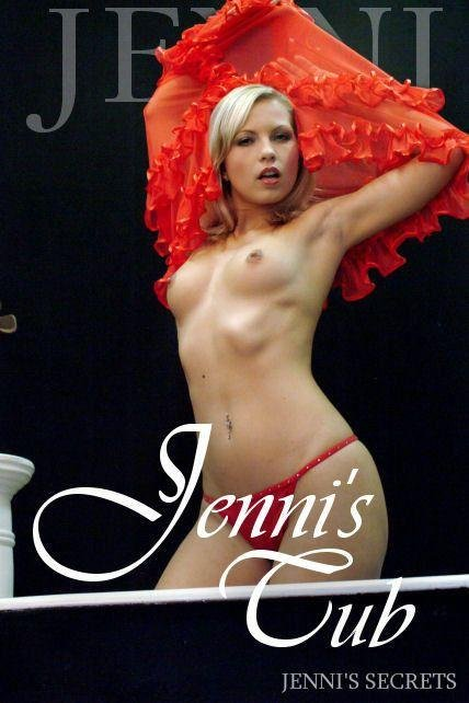 Jenni - `Jenni's Tub` - by Bill Sauser for JENNISSECRETS
