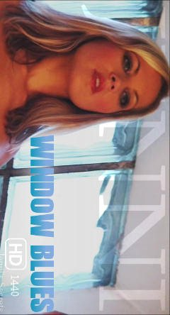 Jenni - `Windows Bluse video` - by Walter Adams for JENNISSECRETS