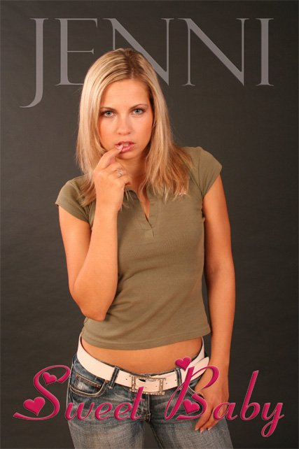 Jenni - `Sweet Baby-1` - for JENNISSECRETS