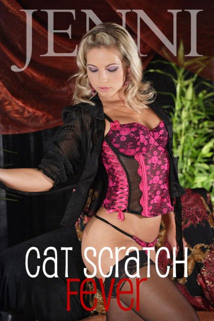 Jenni - `Cat Scratch Fever-5` - by Michael Ancher for JENNISSECRETS