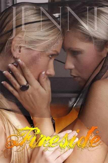 Jenni & Michelle - `Fire Side-2` - by Kissak for JENNISSECRETS