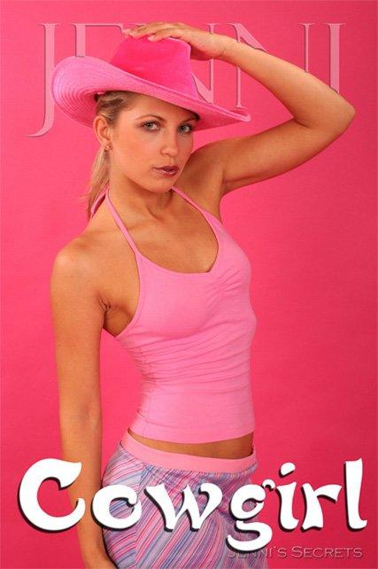 Jenni - `Cow Girl-1` - for JENNISSECRETS