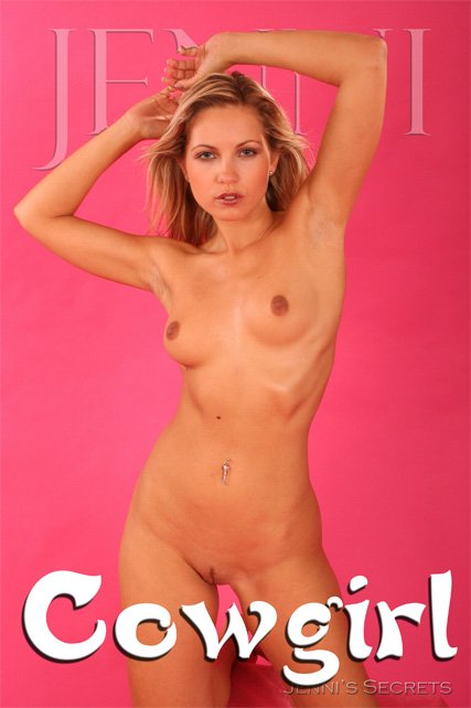 Jenni - `Cow Girl` - for JENNISSECRETS