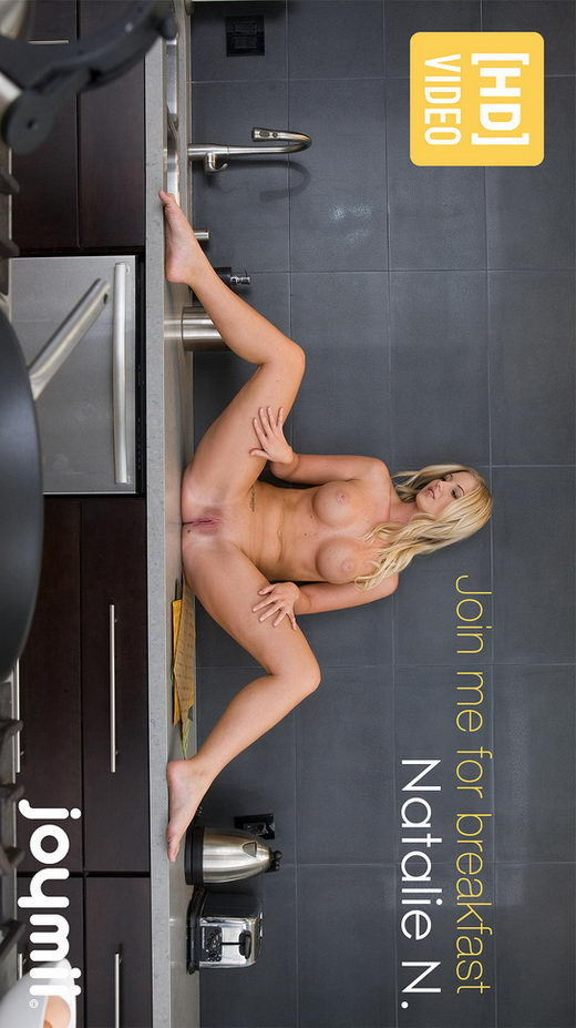 Natalie N - `Join me for Breakfast` - for JOYMII