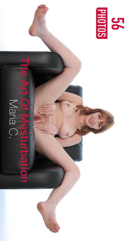 Maria C - `The Art of Masturbation` - for JOYMII