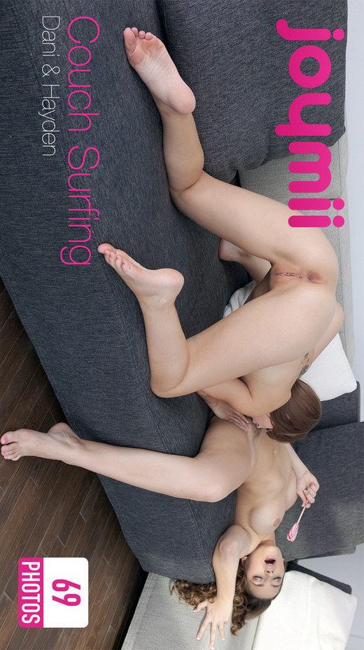 Dani & Hayden - `Couch Surfing` - for JOYMII