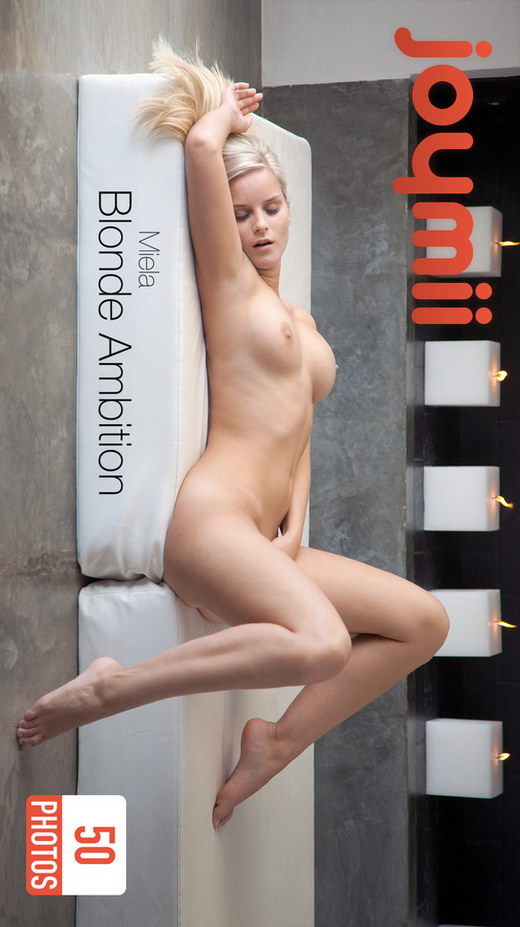Miela - `Blonde Ambition` - for JOYMII