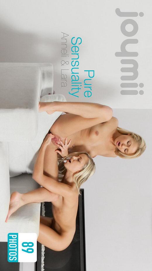 Anneli & Lara - `Pure Sensuality` - for JOYMII
