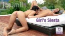 Girl's Siesta