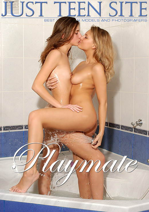 Lera & Tanya - `Playmate` - for JTS ARCHIVES