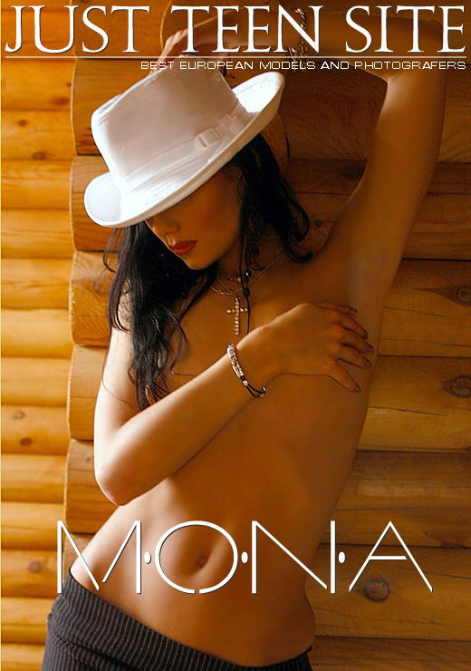 Mona - `Mona` - by V. Nikonoff for JTS ARCHIVES