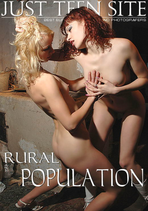 Karinka - `Rural Population` - by Sergey Tarasov for JTS ARCHIVES