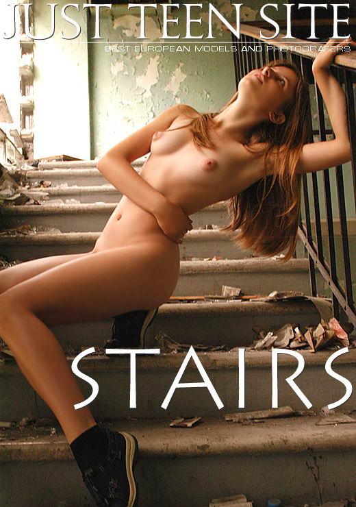 Frosya - `Stairs` - by V. Nikonoff for JTS ARCHIVES