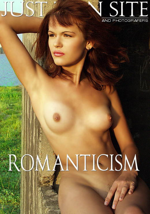 Tonya - `Romanticism` - by V. Nikonoff for JTS ARCHIVES