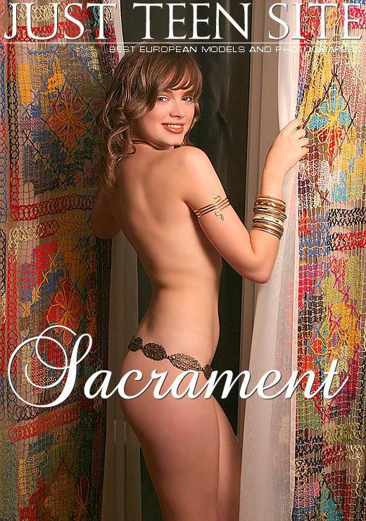 Lesya - `Sacrament` - by V. Stadnik for JTS ARCHIVES