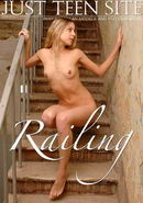 Milana in Railing gallery from JTS ARCHIVES by Nikita Antonov