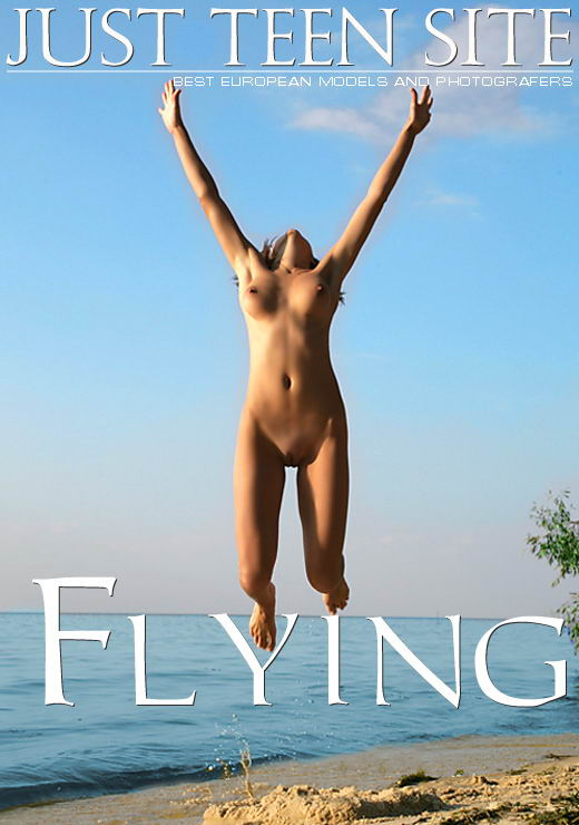 Katrin in Flying gallery from JTS ARCHIVES by Alex Brack