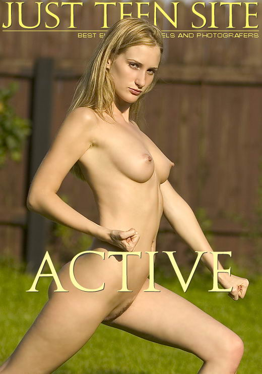 Vlasta in Active gallery from JTS ARCHIVES by Alexander Lobanov