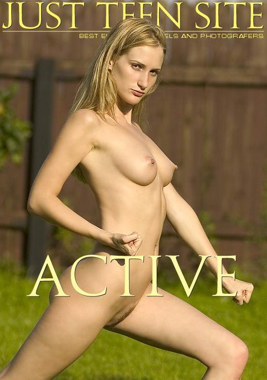 Vlasta - `Active` - by Alexander Lobanov for JTS ARCHIVES