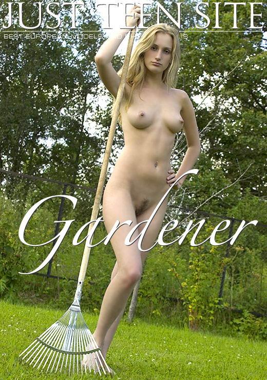Vlasta - `Gardener` - by Alexander Lobanov for JTS ARCHIVES