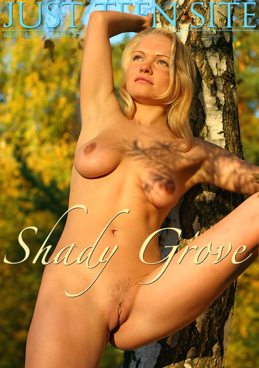 Ana - `Shady Grove` - by Alex Gradov for JTS ARCHIVES