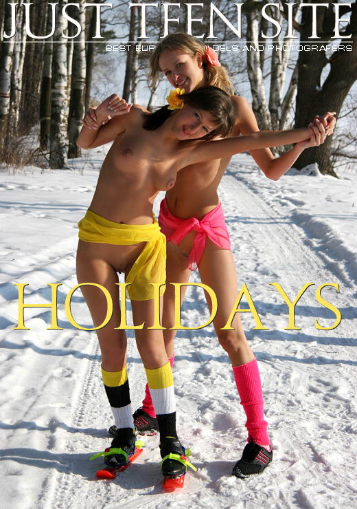 Ira & Kamilla in Holidays gallery from JTS ARCHIVES by Mirku Laulu