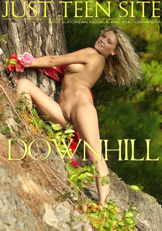 Valja - `Downhill` - by Alexander Lobanov for JTS ARCHIVES
