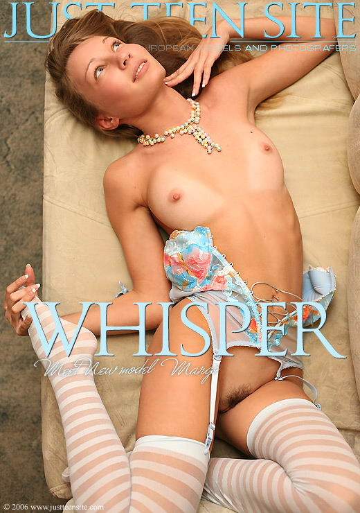Margo - `Whisper` - by Den Rusoff for JTS ARCHIVES