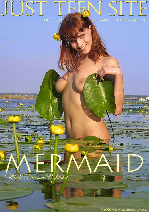 Janna - `Mermaid` - by Anton Zarin for JTS ARCHIVES