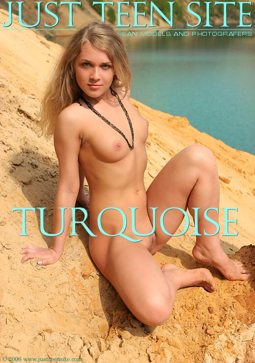 Yanina - `Turquoise` - by Stewart Summer for JTS ARCHIVES