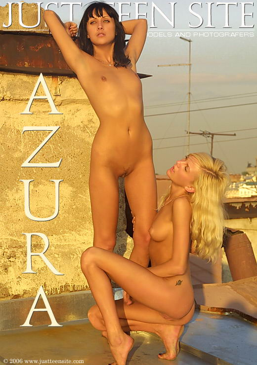 Anna in Azura gallery from JTS ARCHIVES by Oleg Rublev