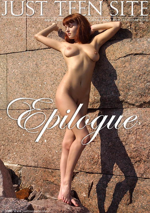 Janna in Epilogue gallery from JTS ARCHIVES by Anton Zarin