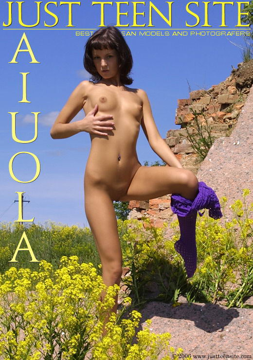 Polya in Aiuola gallery from JTS ARCHIVES by Alexander Fedorov