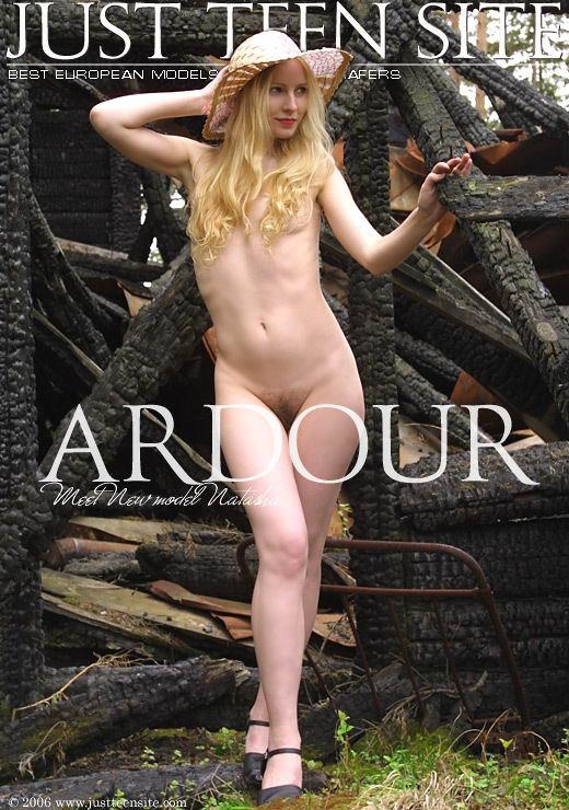Natasha - `Ardour` - by Anton Zarin for JTS ARCHIVES