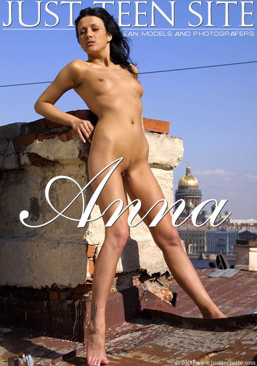 Anna - `Anna` - by Anton Zarin for JTS ARCHIVES