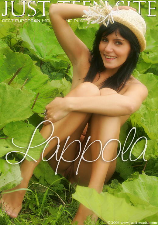 Anna - `Lappola` - by Andrzej Granovski for JTS ARCHIVES