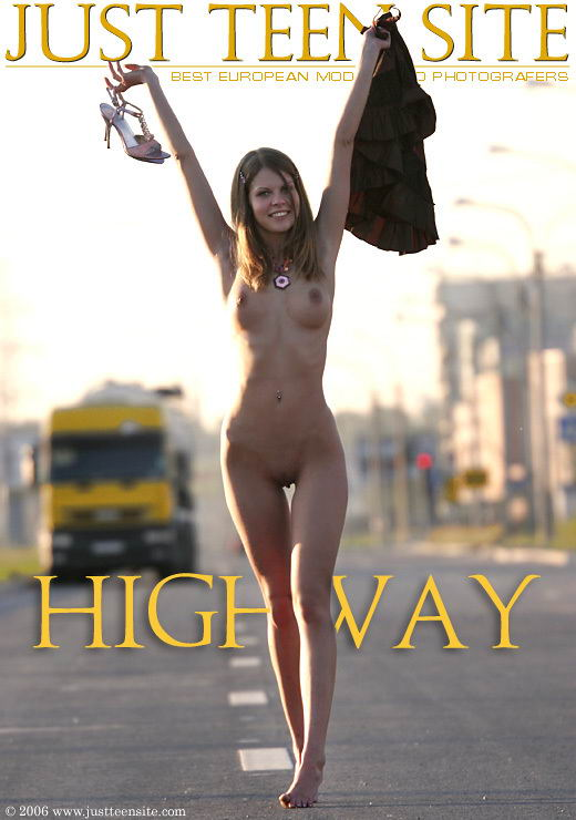 Maria - `Highway` - by Stepan Enaev for JTS ARCHIVES