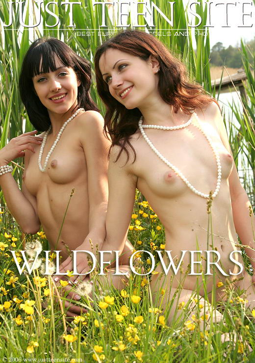 Ludmila & Anushka - `Wildflowers` - by Victoria Sun for JTS ARCHIVES