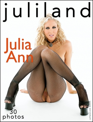 Julia Ann - `001` - by Richard Avery for JULILAND