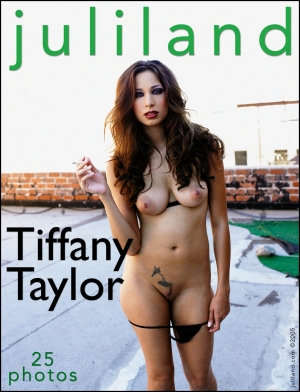 Tiffany Taylor - `001` - by Richard Avery for JULILAND