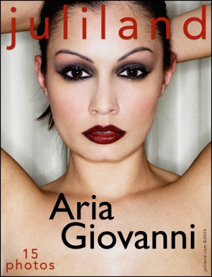 Aria Giovanni - `001` - by Richard Avery for JULILAND