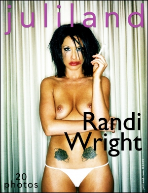 Randi Wright - `001` - by Richard Avery for JULILAND