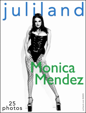 Monica Mendez - `002` - by Richard Avery for JULILAND