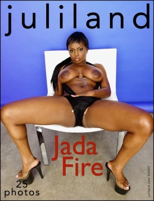 Jada Fire - `001` - by Richard Avery for JULILAND
