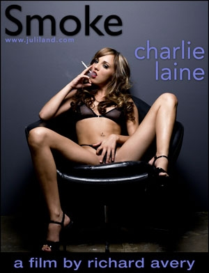 Charlie Laine - `Smoke` - by Richard Avery for JULILAND